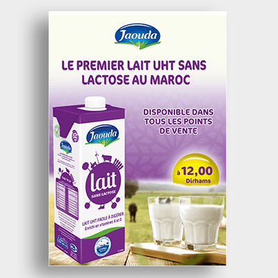 Agroalimentaire Jaouda Campagne Emailing