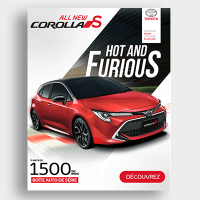 Automobile Toyota Campagne Emailing
